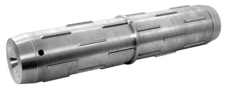 Wickelwelle für Hülseninnendurchmesser 150 mm