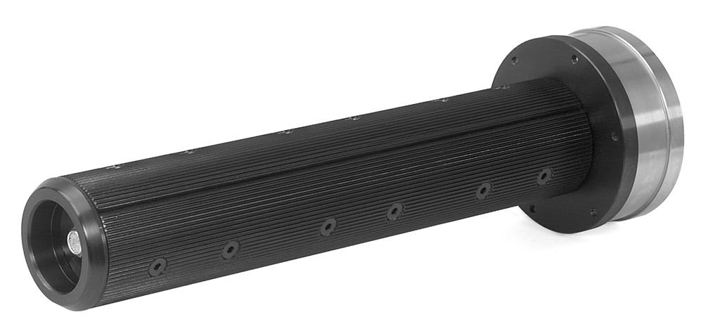 pneumatisch-mechanische Wickelwelle für Hülseninnendurchmesser 70 und 76 mm