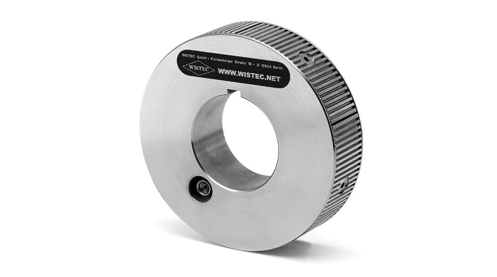 pneumatisch-mechanisch arbeitender Aufsatzadapter für 150 mm Hülseninnendurchmesser