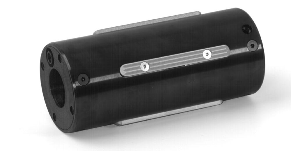 Pneumatischer Spannkopf für Hülseninnendurchmesser 76 mm