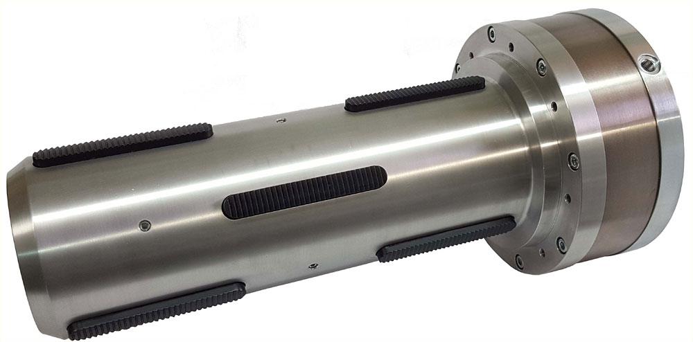 """Greifer für 6"""" bzw. 150 mm Hülseninnendurchmesser"""