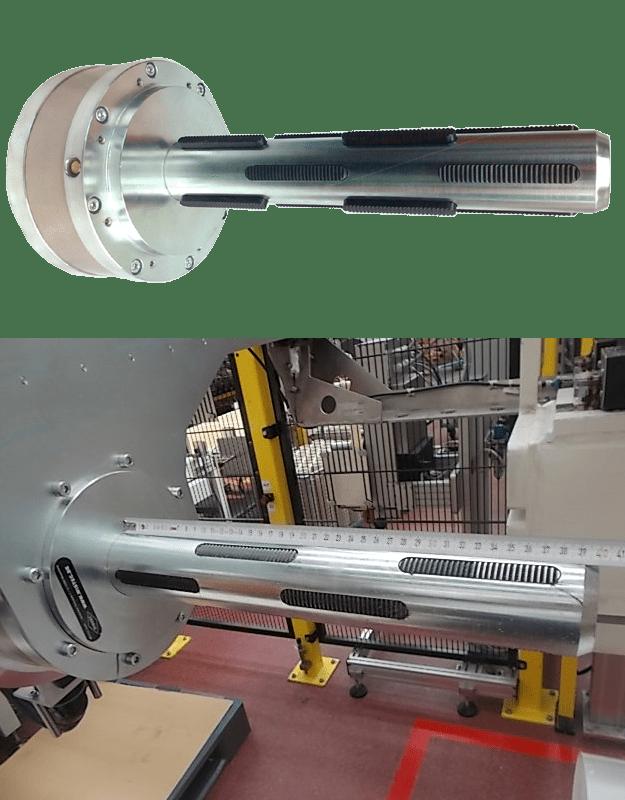 WISTEC Robotergreifer mit Spannkeilen